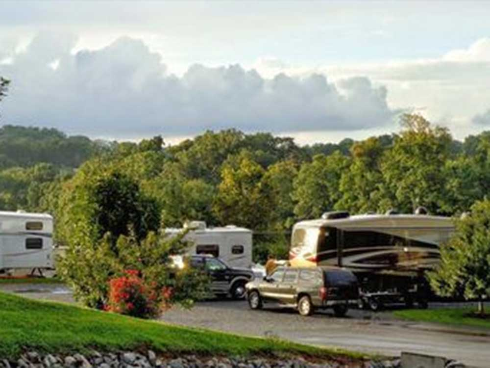 Lakeview Rv Park Bristol Campgrounds Good Sam Club