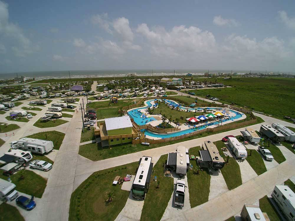 Jamaica Beach Rv Resort Galveston Campgrounds Good Sam