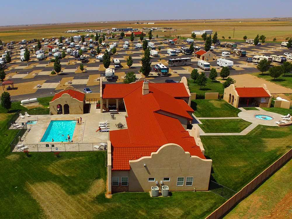 Oasis Rv Resort Amarillo Tx Rv Parks And Campgrounds