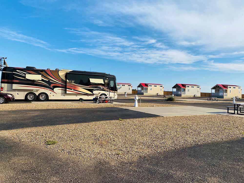 Oasis Rv Resort Amarillo Campgrounds Good Sam Club