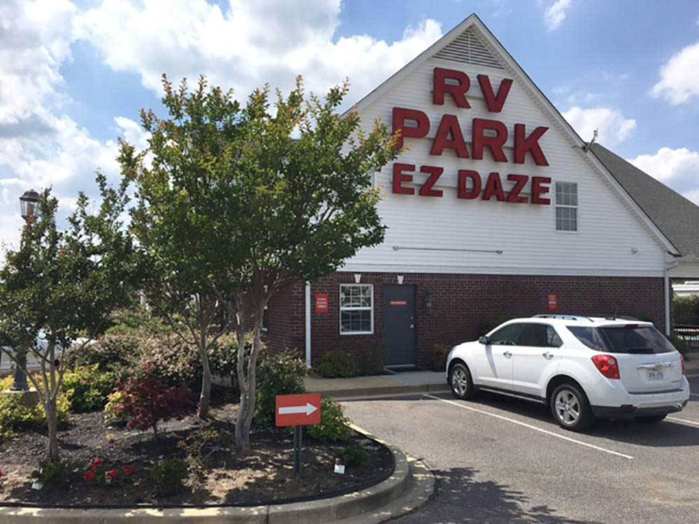 EZ DAZE RV PARK at SOUTHAVEN MS