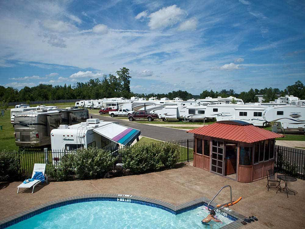 Ez Daze Rv Park Southaven Ms Rv Parks And Campgrounds
