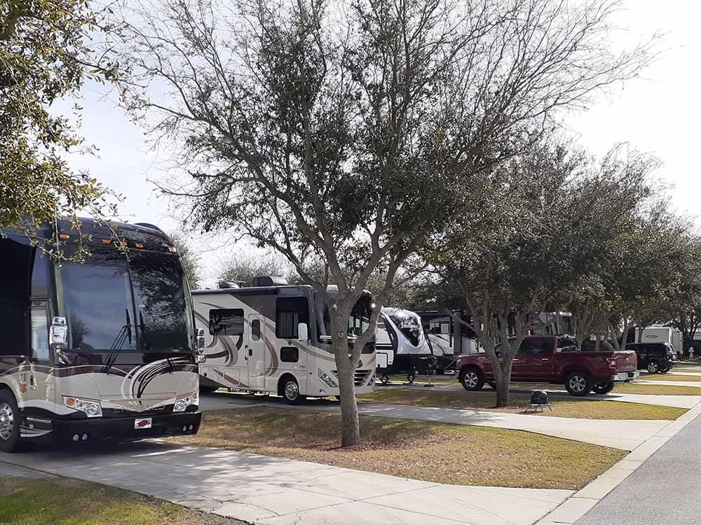 Geronimo Rv Park Destin Fl Rv Parks And Campgrounds