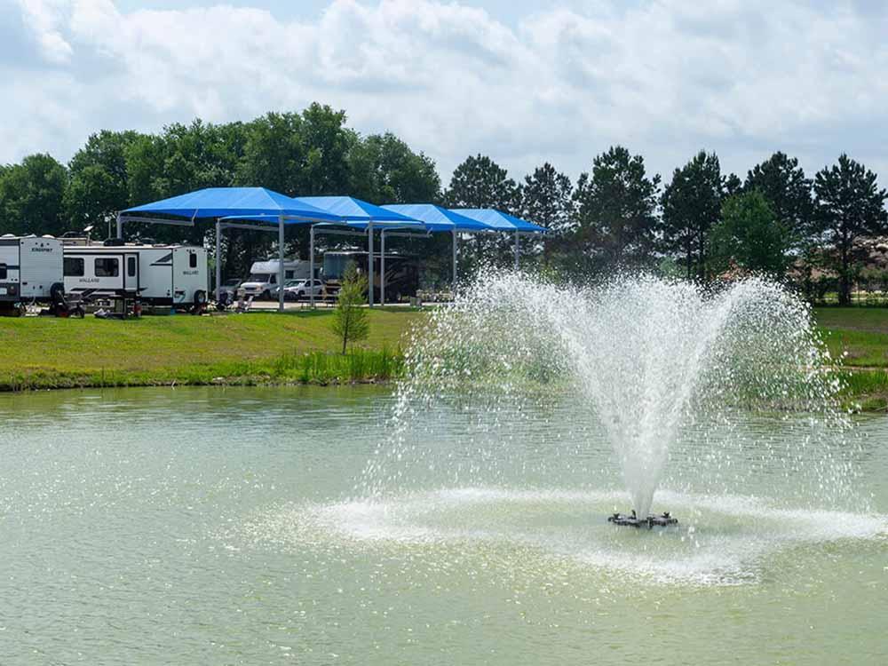 Advanced Rv Resort Houston Campgrounds Good Sam Club