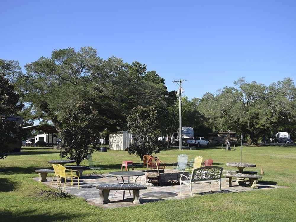 Pensacola Rv Park Pensacola Campgrounds Good Sam Club