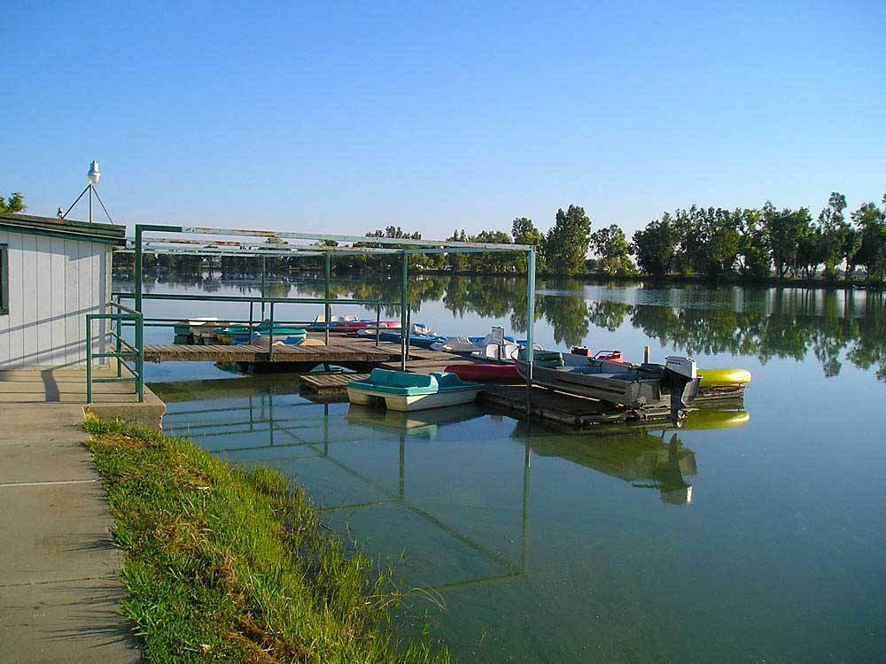 Lake Minden RV Resort - Nicolaus Campgrounds