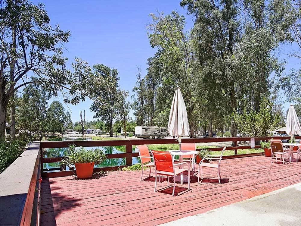 Wilderness Lakes Rv Resort Menifee Campgrounds Good