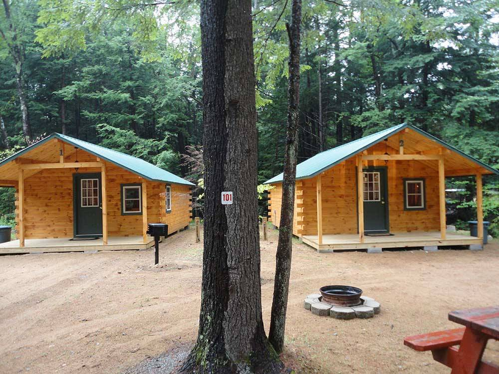Friendly beaver campground new boston campgrounds good for Nearby campgrounds with cabins