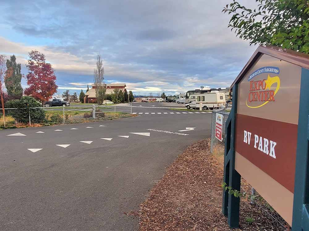 Expo Center RV Park - Redmond campgrounds | Good Sam Club