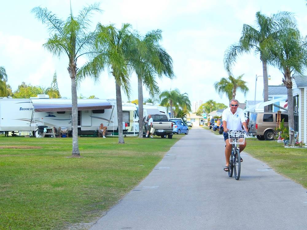 Gulf Air Rv Resort Fort Myers Beach Campgrounds Good