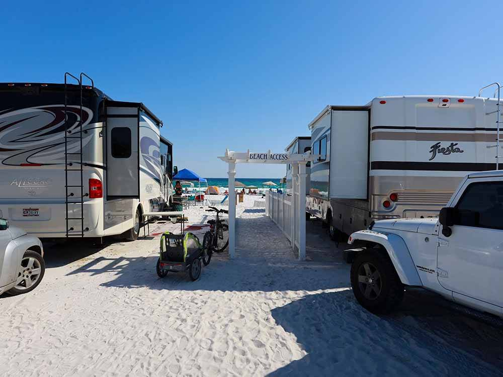 Beach Front Rv Parks In Fl For Sale