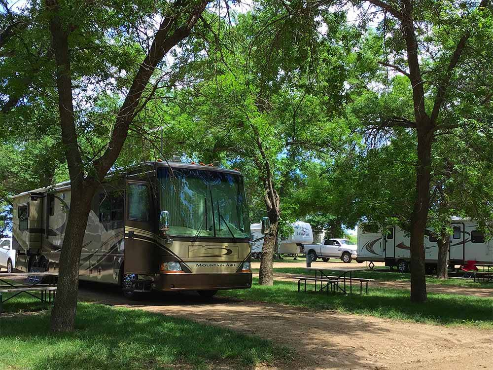 DAKOTA CAMPGROUND at MITCHELL SD