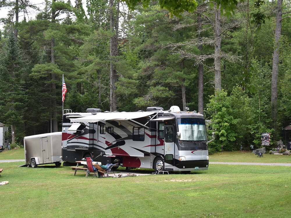 Crazy Horse Family Campground Littleton Campgrounds