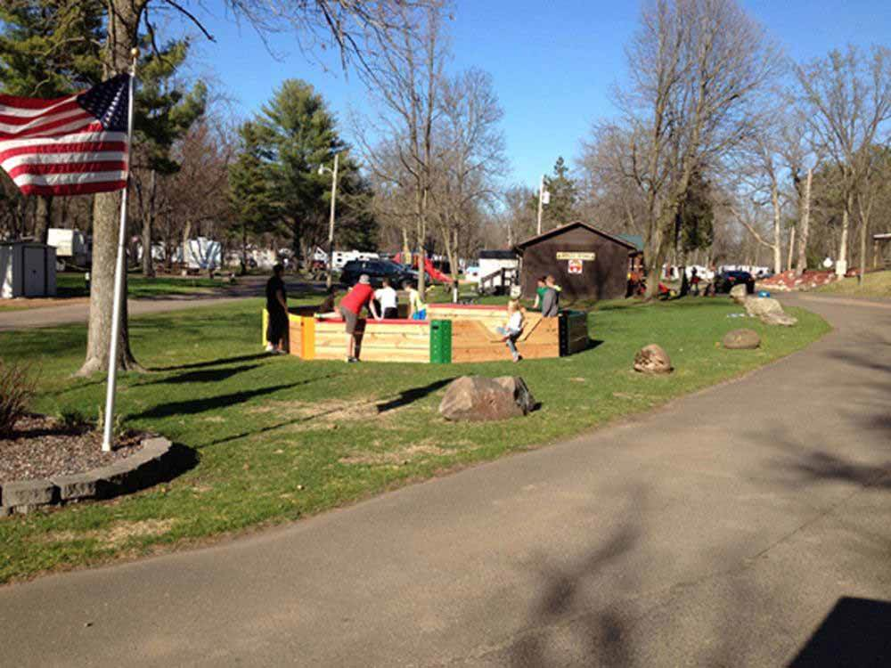 O Neil Creek Campground Chippewa Falls Wi Rv Parks