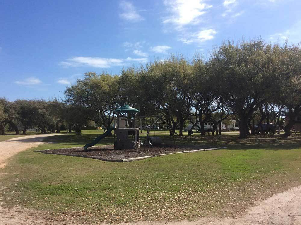 Ancient Oaks Rv Park Rockport Tx Rv Parks And