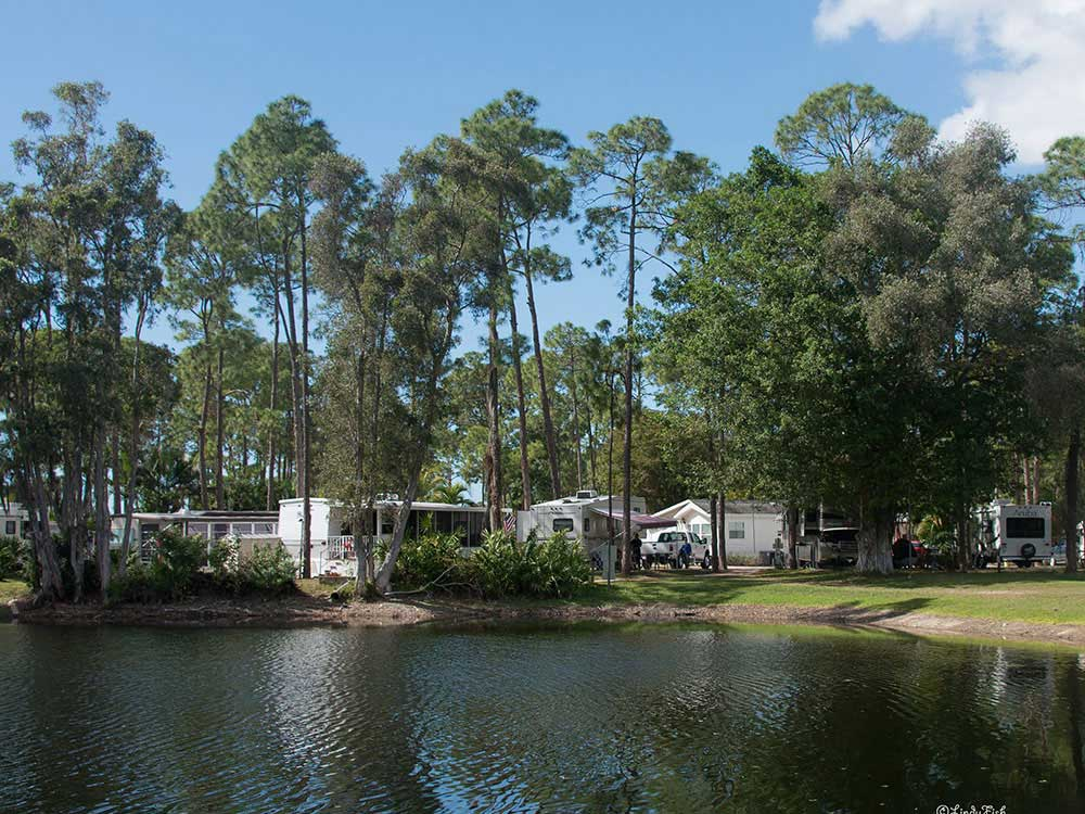Woodsmoke Camping Resort Fort Myers Campgrounds Good