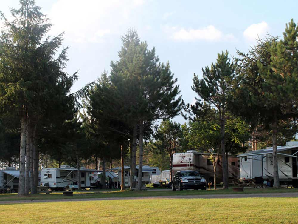 Scotia Pine Campground Brookfield Ns Rv Parks And