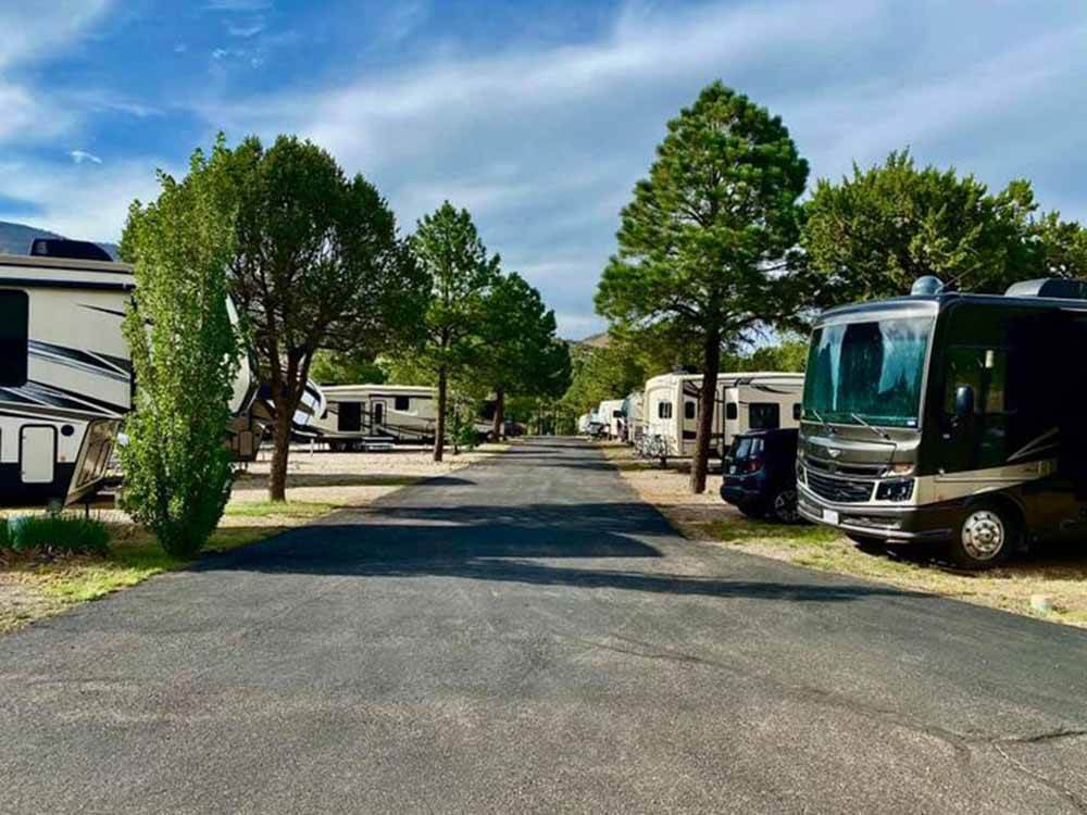 CIRCLE B RV PARK at RUIDOSO NM