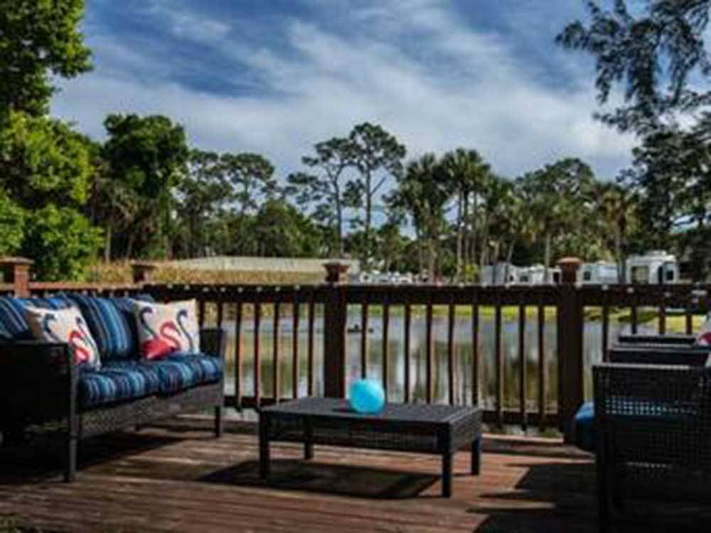 SHADY ACRES RV PARK at FORT MYERS FL