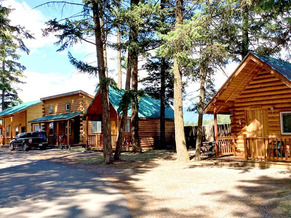 Rocky mountain 39 hi 39 rv park and campground kalispell mt for Rocky mountain state park cabins