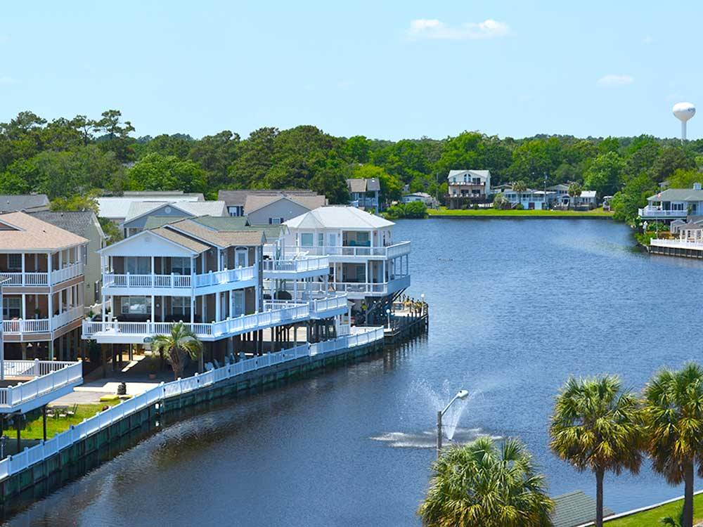 Ocean Lakes Family Camping Resort Myrtle Beach Sc
