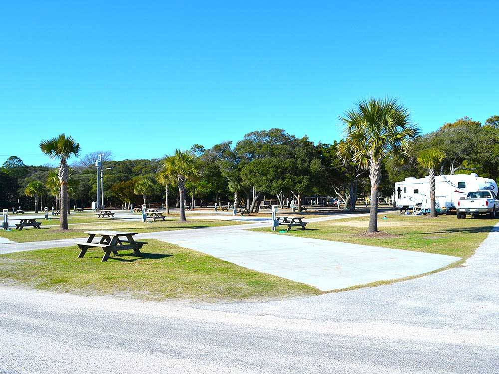 Ocean Lakes Family Campground Myrtle Beach Campgrounds