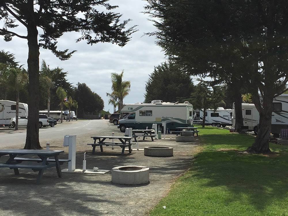 Pismo Coast Village Rv Resort Pismo Beach Ca Rv Parks
