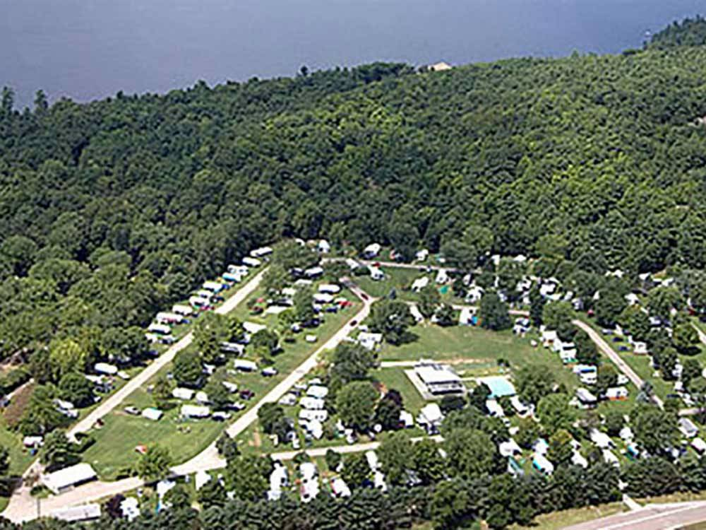 LONE PINE CAMPSITES at COLCHESTER VT