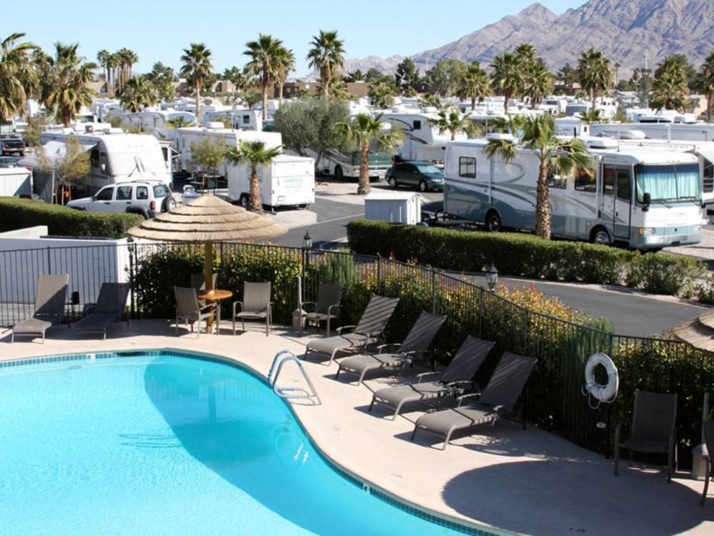 LAS VEGAS RV RESORT at LAS VEGAS NV