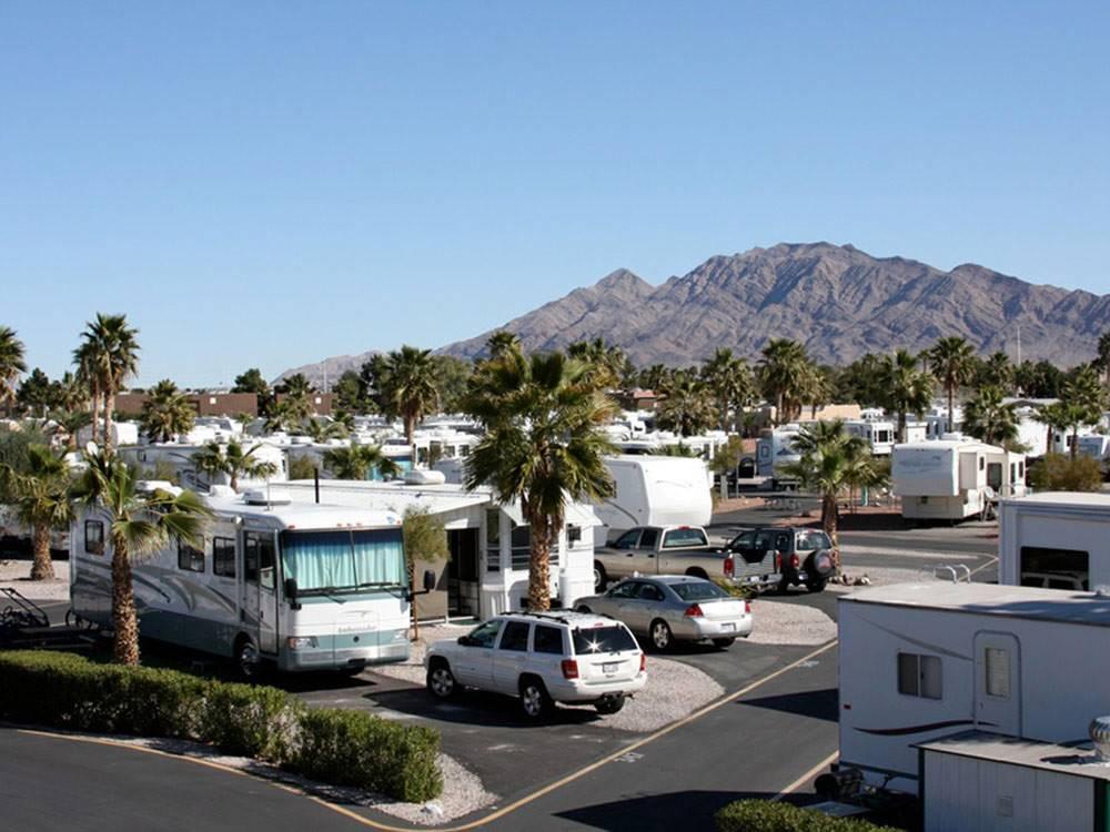 Camping Las Vegas