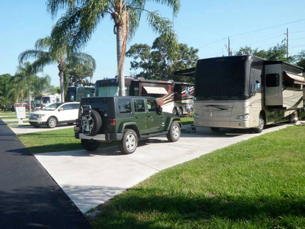 Florida Pines Mobile Home Court Venice Fl Rv Parks