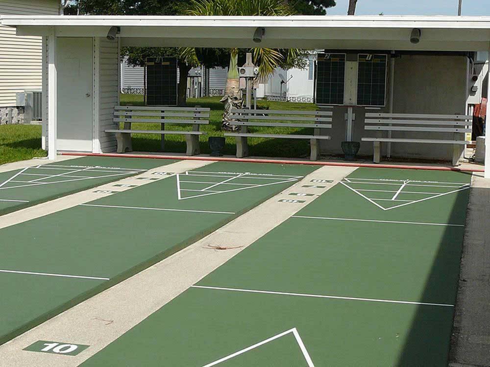 Florida Pines Mobile Home Court Rv