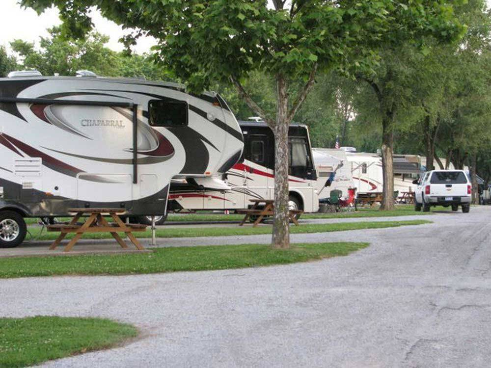 Two Rivers Campground Nashville Campgrounds Good Sam Club