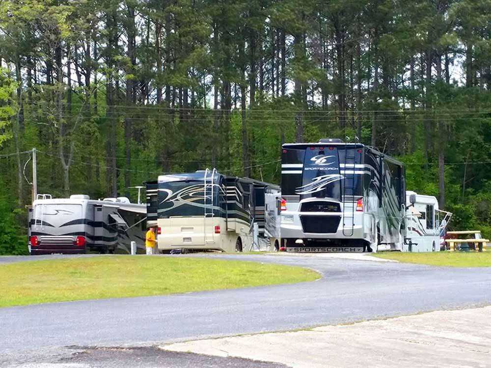 FOREST GLEN MOBILE HOME RV PARK At JACKSON GA