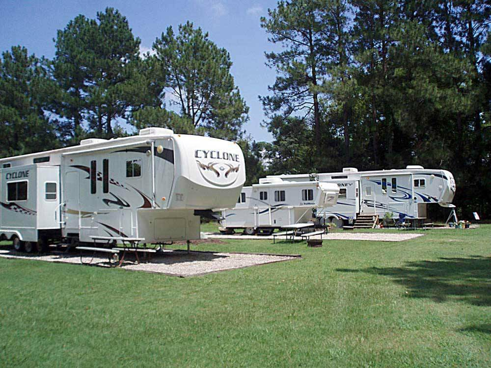 Fayetteville Rv Resort Cottages Wade Campgrounds Good