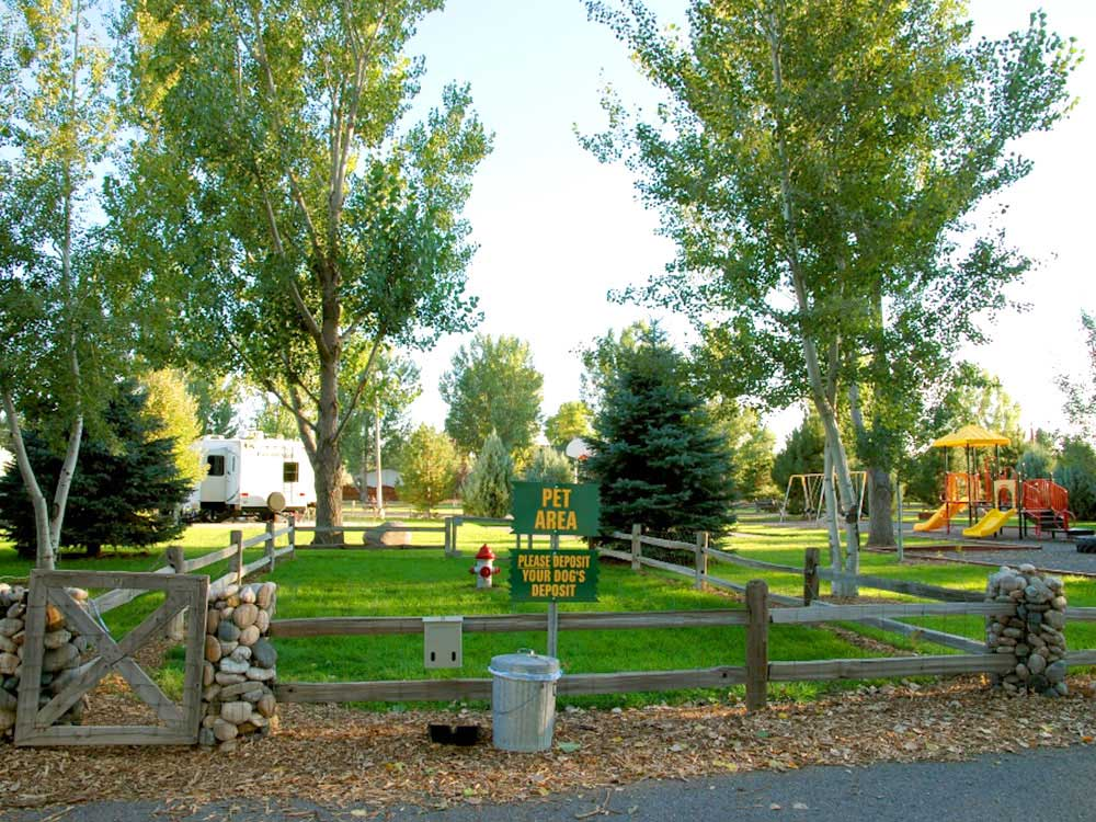 Yellowstone River Rv Park Campground Billings