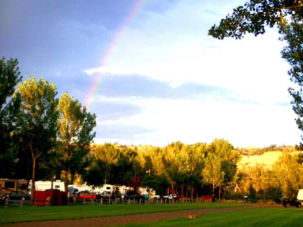 Yellowstone river rv park campground billings for Billings plan room