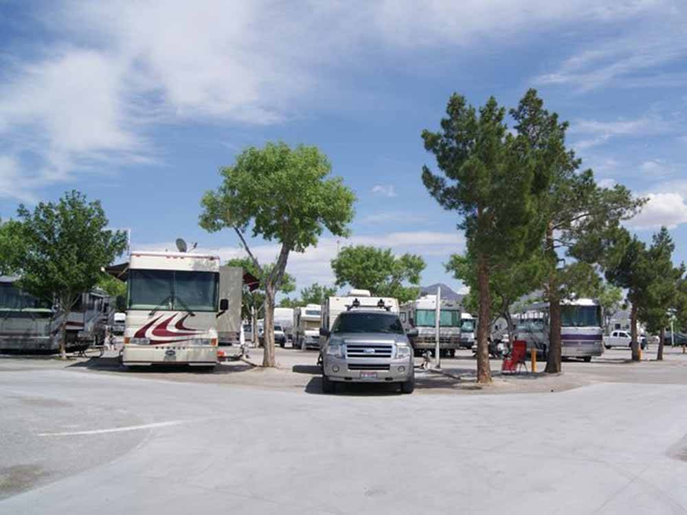 Hitchin Post Rv Park Las Vegas Campgrounds Good Sam Club