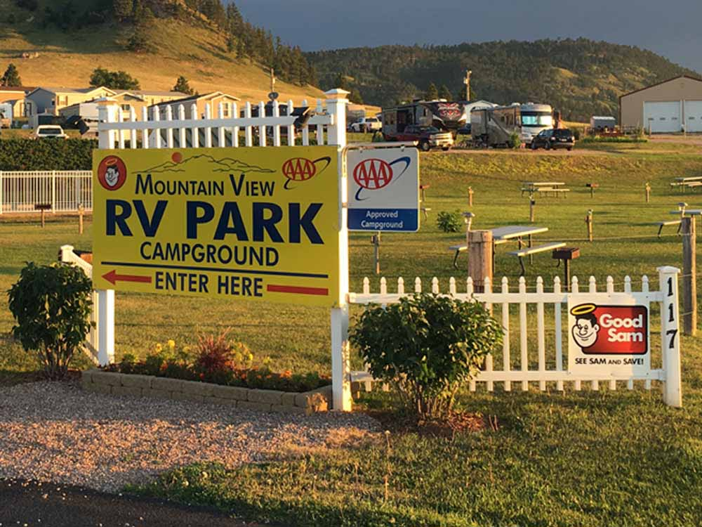 MOUNTAIN VIEW RV PARK CAMPGROUND At SUNDANCE