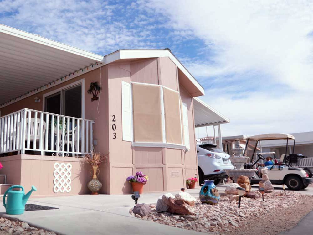 FOUNTAIN OF YOUTH SPA RV RESORT At NILAND CA