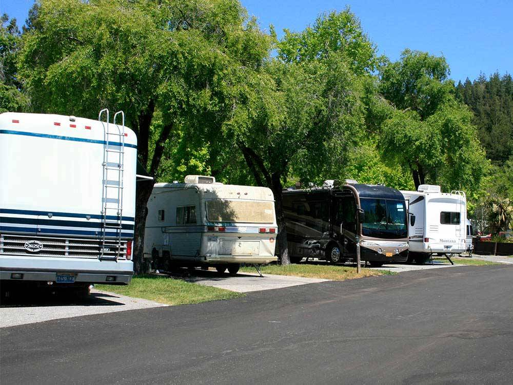 Santa Cruz Ranch Rv Resort Scotts Valley Ca Rv Parks