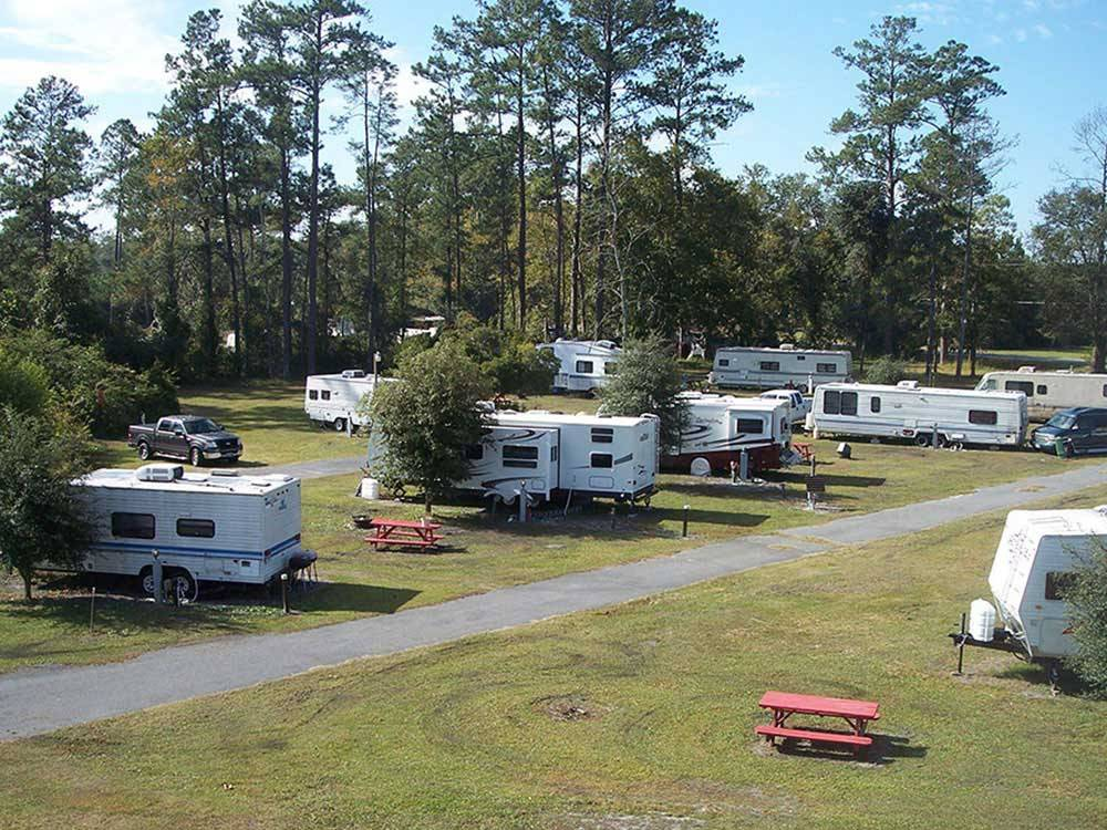 Lake city campground lake city campgrounds good sam club for Nearby campgrounds with cabins
