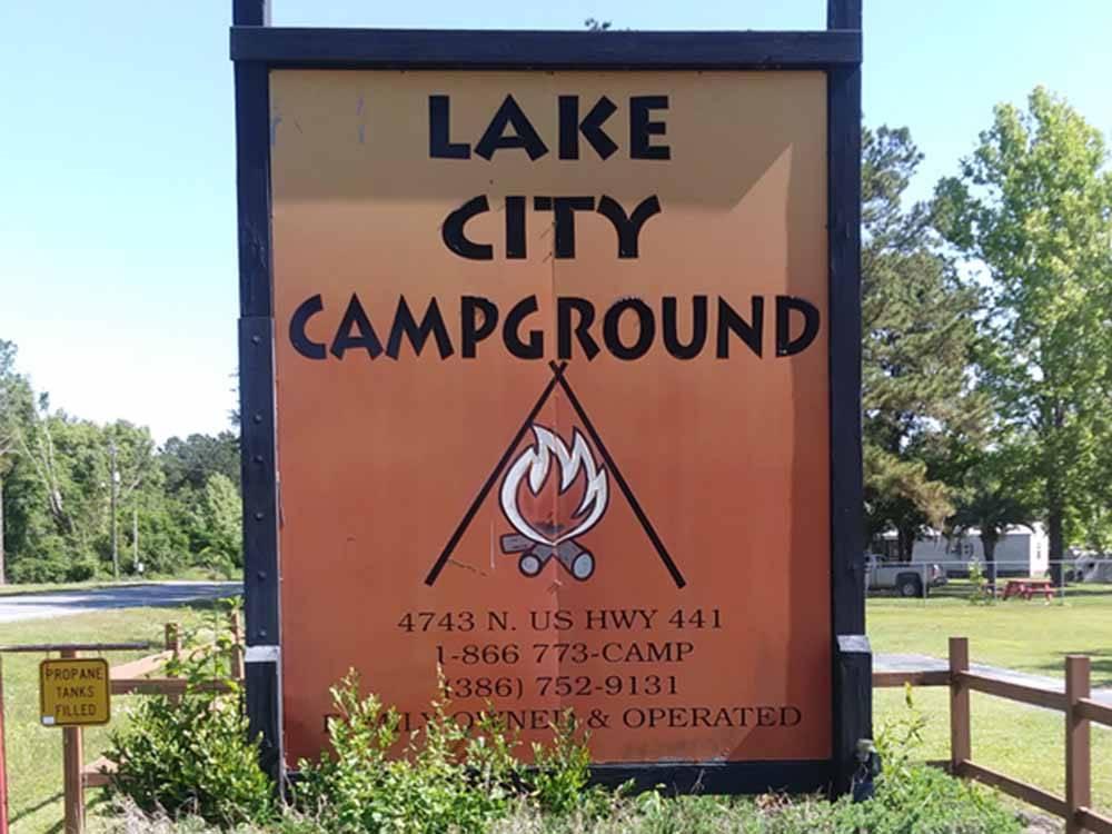 Lake City Campground Lake City Campgrounds Good Sam Club