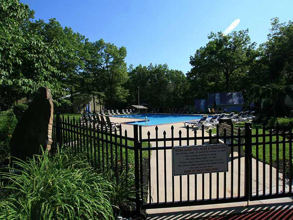 Reading Pennsylvania RV Parks