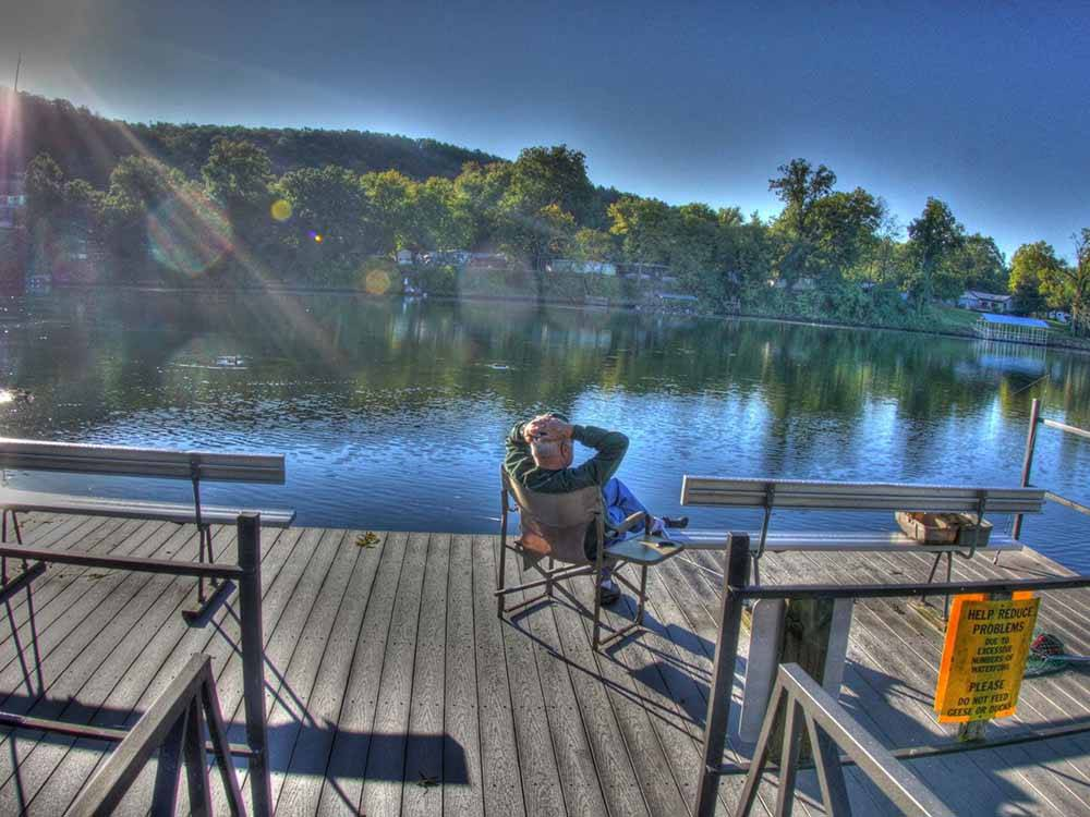 BRANSON LAKESIDE RV PARK at BRANSON MO