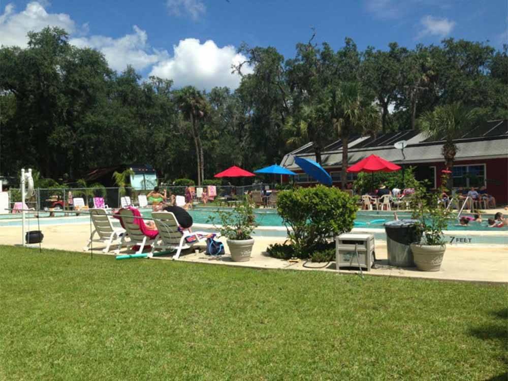 Sugar Mill Ruins Travel Park New Smyrna Beach Fl Rv