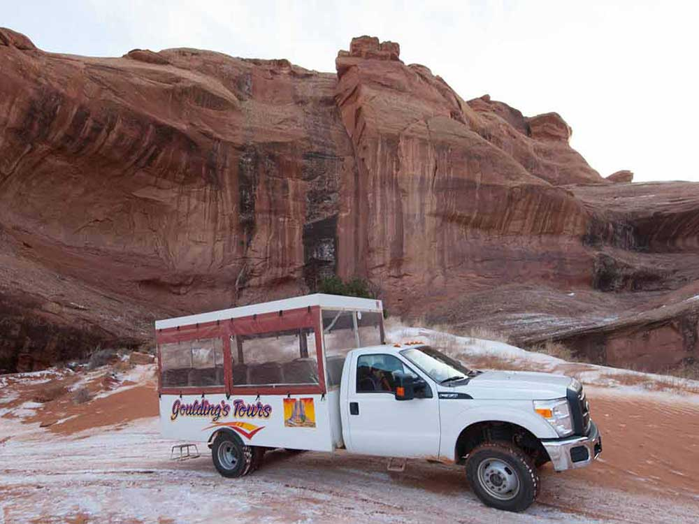 Gouldings Monument Valley Campground Rv Park Monument