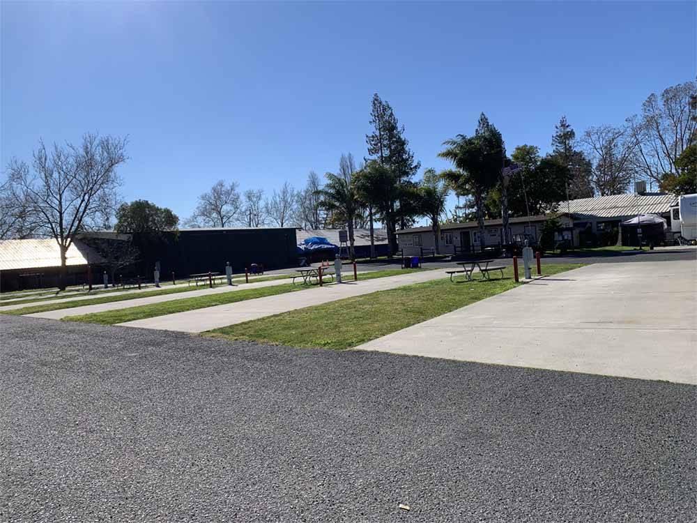 Napa Valley Expo Rv Park Napa Ca Rv Parks And