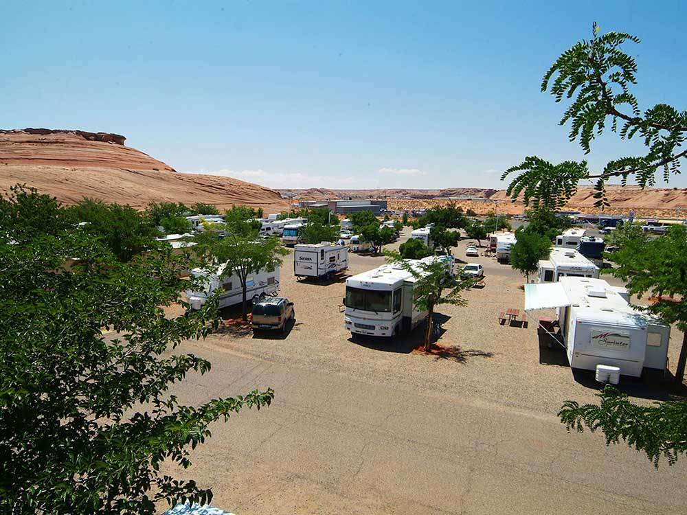 Page Lake Powell Campground Page Campgrounds Good Sam Club