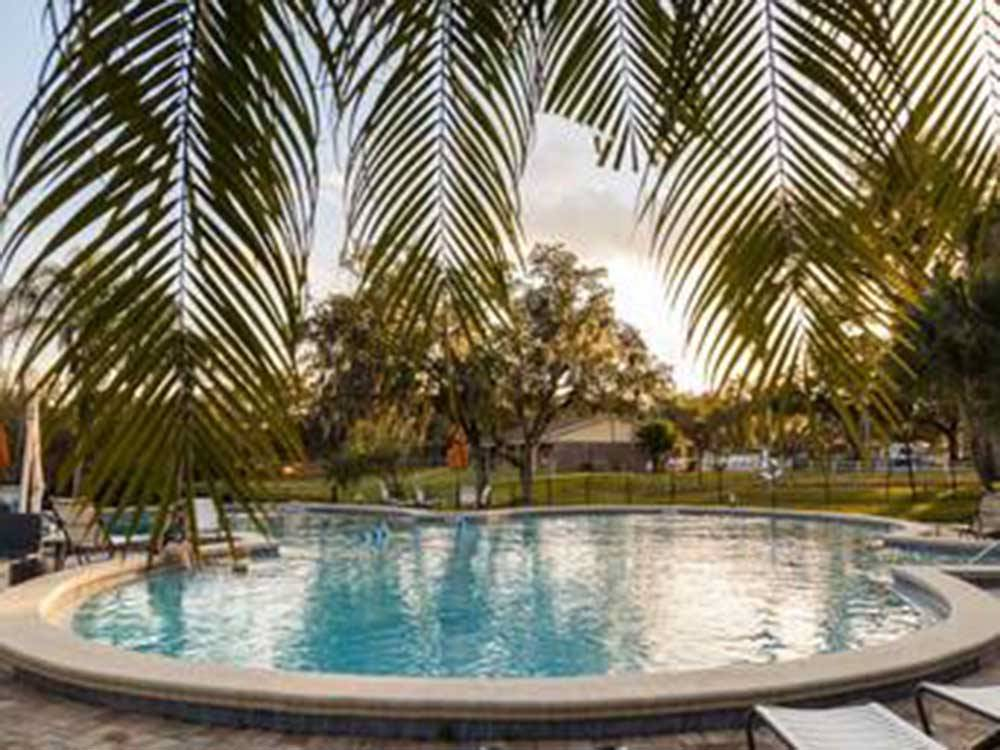HOLIDAY TRAVEL RV RESORT at LEESBURG FL